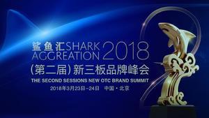 新三板2018(第二届)新三板品牌峰会|上午场